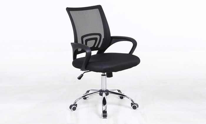 3 כיסא מנהלים על גלגלים