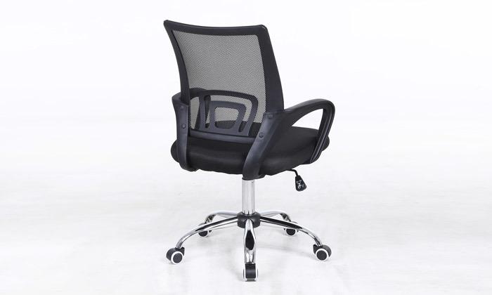 5 כיסא מנהלים על גלגלים