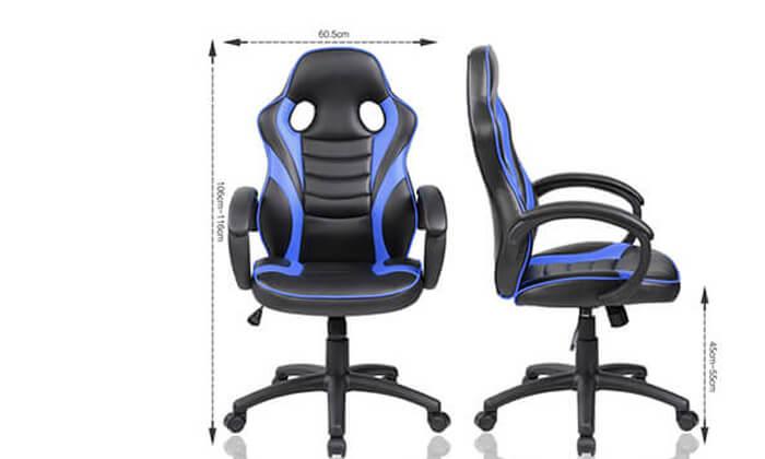 6 כיסא גיימרים NINJA Extrim