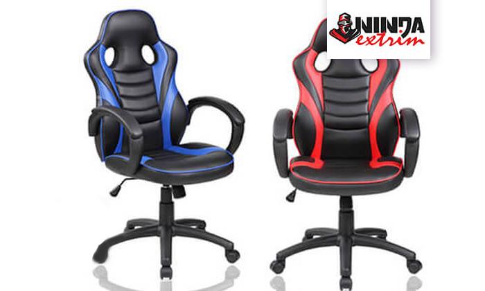 2 כיסא גיימרים NINJA Extrim