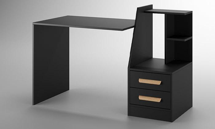 5 שולחן עבודה משולב מגירות אחסון