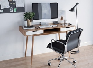 שולחן עבודה דגם ריימס