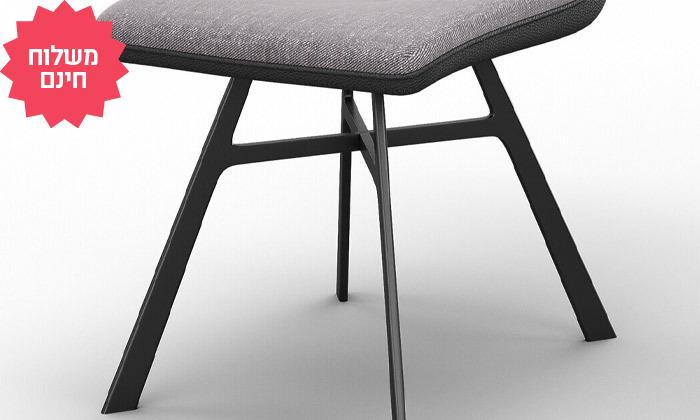 8 שולחן כתיבה וכיסא מרופד של שמרת הזורע, הובלה והרכבה חינם