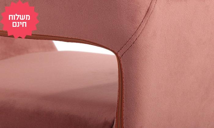 13 כיסא משרדי של Homax דגם רוס, משלוח חינם