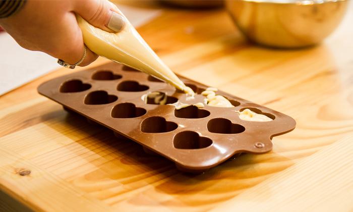 5 סדנת שוקולד במבשלים חוויה - הבית של סדנאות הבישול, תל אביב