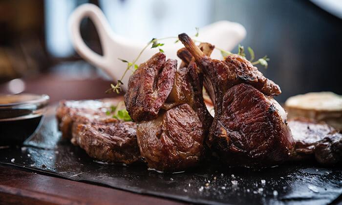 2 סדנת בישול פיוז'ן בשרים במבשלים חוויה - הבית של סדנאות הבישול, תל אביב