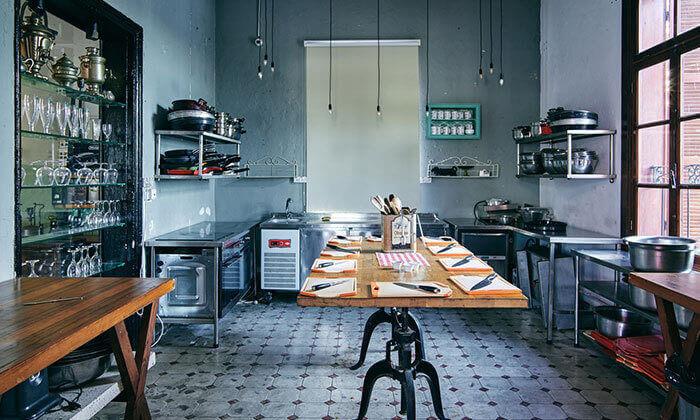 9 סדנת בישול פיוז'ן בשרים במבשלים חוויה - הבית של סדנאות הבישול, תל אביב