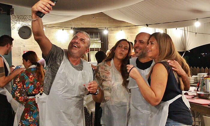 14 סדנת בישול פיוז'ן בשרים במבשלים חוויה - הבית של סדנאות הבישול, תל אביב