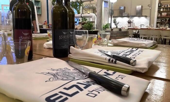 4 מגוון סדנאות בישול בשרים במבשלים חוויה - הבית של סדנאות הבישול, תל אביב