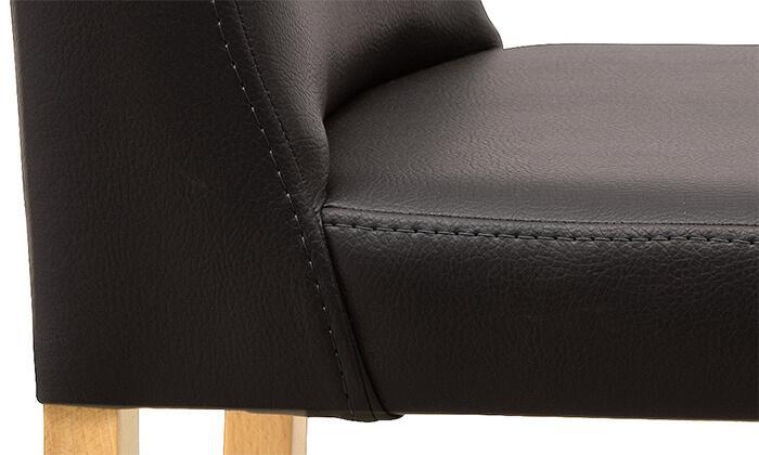 3 כיסאות לפינת אוכל דגם עדן של שמרת הזורע