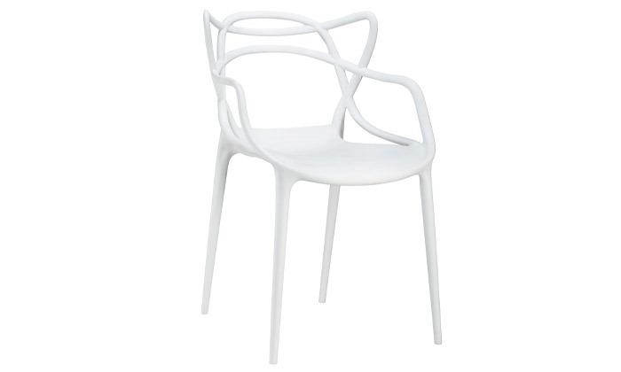 3 כיסא אוכל מעוצב