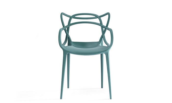 4 כיסא אוכל מעוצב