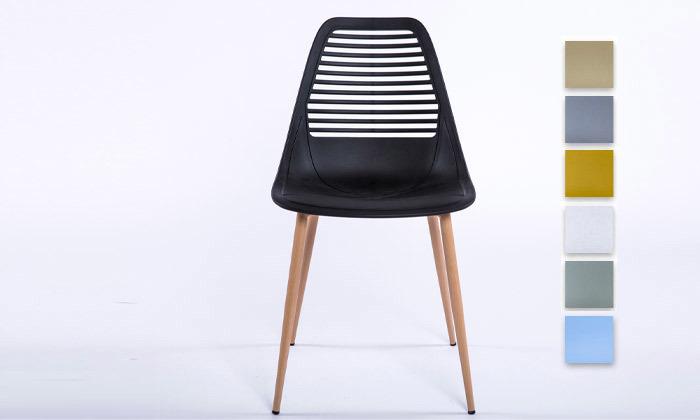 2 כיסא אוכל Take It דגם 7039