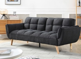 ספה תלת מושבית נפתחת  דגם 027