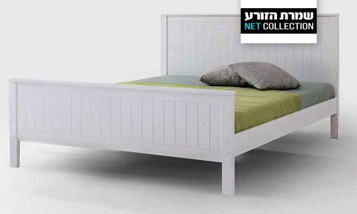 2 מיטה ברוחב וחצי דגם ניו יורק עם מזרן דגם סול של שמרת הזורע