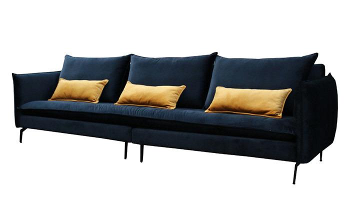 4 ספה תלת מושבית גדולה של Or Design, דגם סוהו