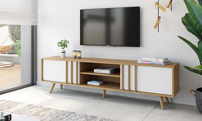 6 מזנון טלוויזיה Razco דגם קולורדו