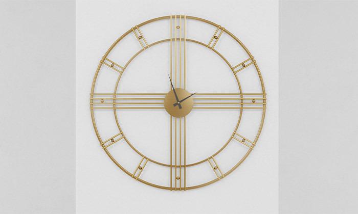5 שעון קיר עגול גדול של RAZCO