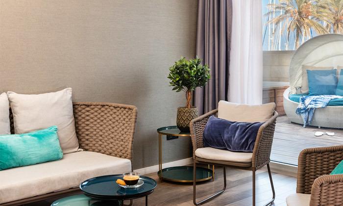 7 יום כיף עם עיסוי במלון הרודס מרשת Share spa, הרצליה פיתוח