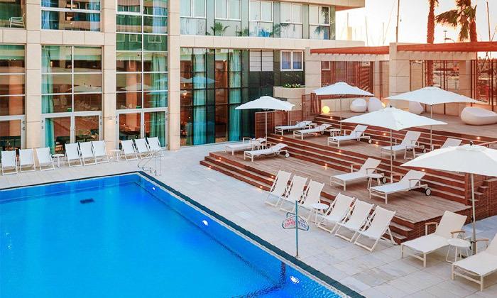 4 יום כיף עם עיסוי במלון הרודס מרשת Share spa, הרצליה פיתוח
