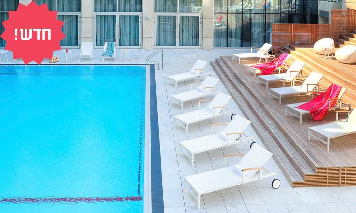 8 יום כיף עם עיסוי במלון הרודס מרשת Share spa, הרצליה פיתוח