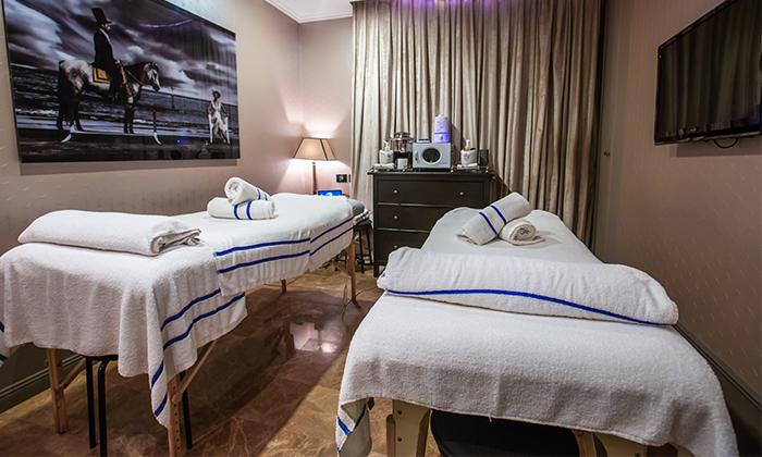 6 עיסויים במלון הבוטיק B ברדיצ'בסקי, תל אביב