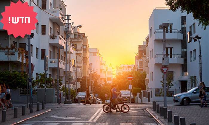 6 מלון הבוטיק Bachar House על רוטשילד - חבילת ספא עם עיסוי, תל אביב