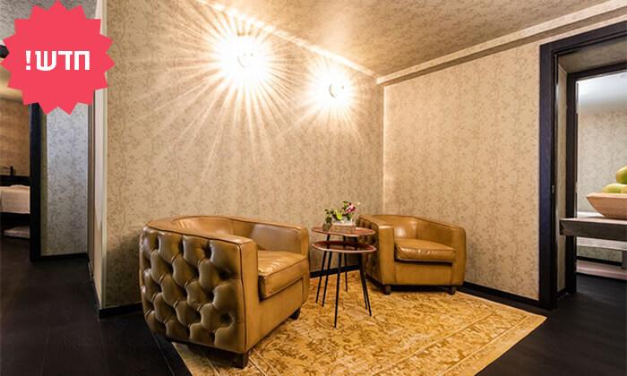 4 מלון הבוטיק Bachar House על רוטשילד - חבילת ספא עם עיסוי, תל אביב