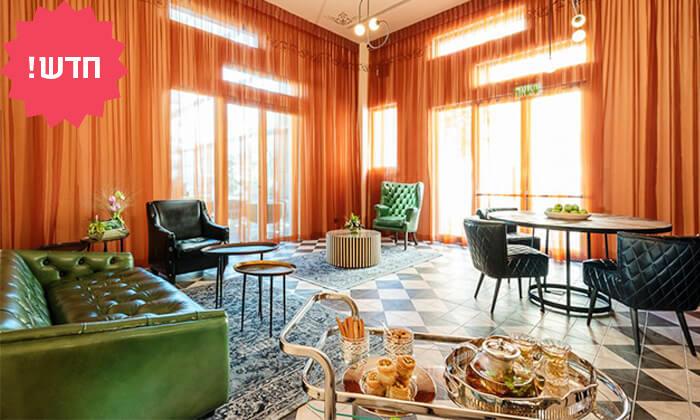 3 מלון הבוטיק Bachar House על רוטשילד - חבילת ספא עם עיסוי, תל אביב