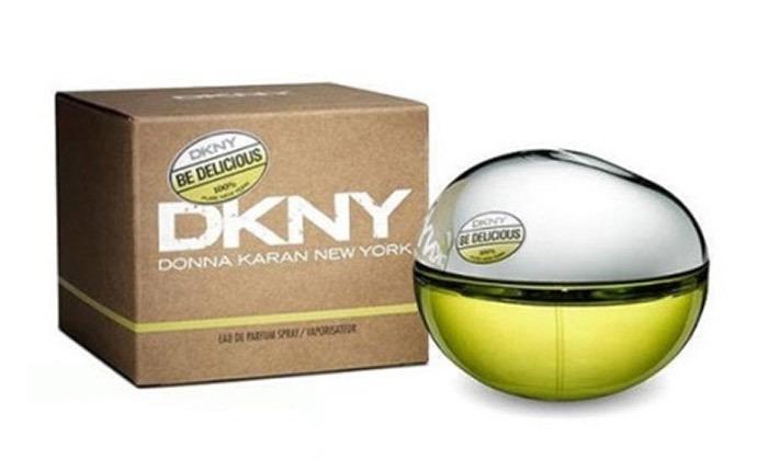 2 בושם לאישה Be Delicious מבית DKNY