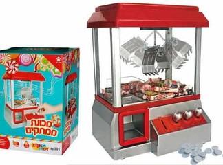משחק מכונת ממתקים