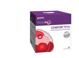 ברזל Comfort עם ויטמין C אלטמן