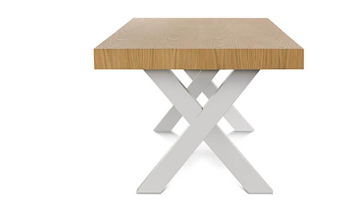 3 שולחן קפה לסלון של ביתילי דגם סאקס, משלוח חינם