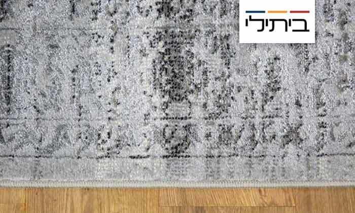 2 שטיח לסלון של ביתילי דגם ניו אקוורל, משלוח חינם