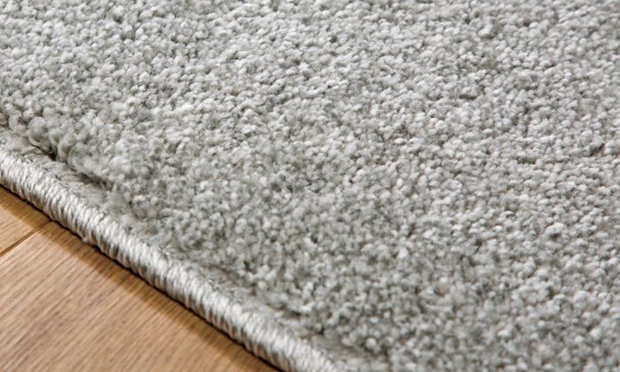 4 ביתילי: שטיח קרלטון אפור בגודל לבחירה