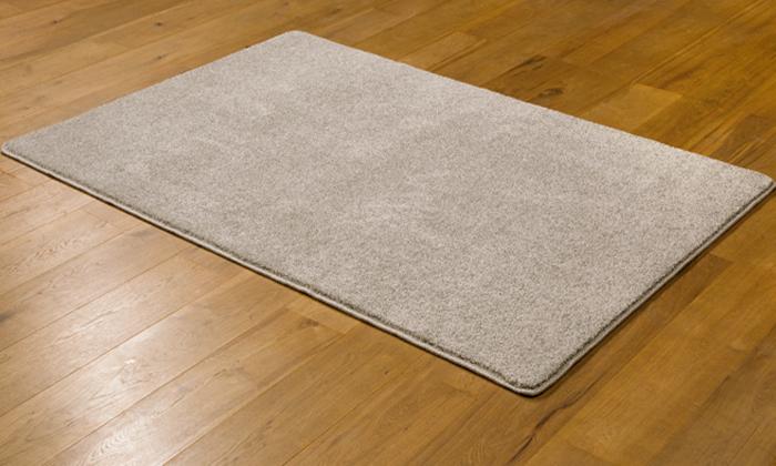 5 ביתילי: שטיח קרלטון אפור בגודל לבחירה
