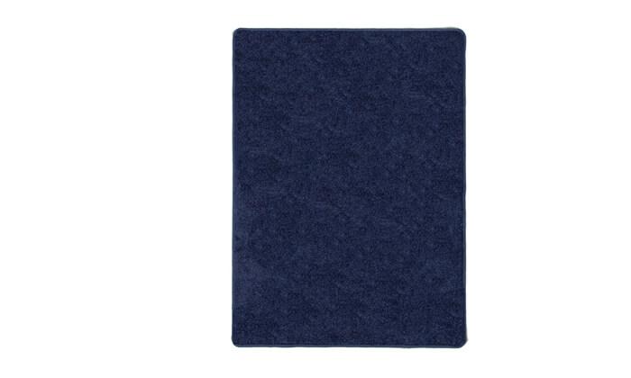 5 ביתילי: שטיח קרלטון כחול בגודל לבחירה - משלוח חינם