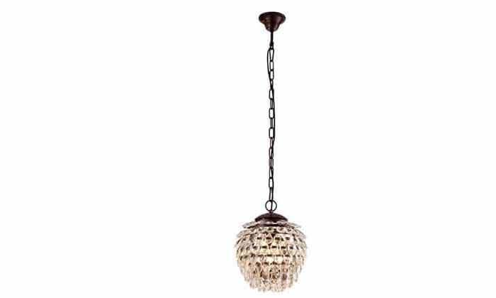 4 מנורת תלייה של ביתילי דגם שיסל בינוני, משלוח חינם