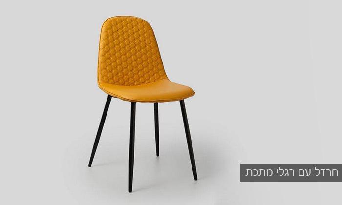 4 כיסא לפינת אוכל דגם נסטי של ביתילי