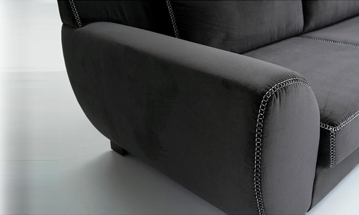 3 ספה תלת מושבית של ביתילי, דגם אדונה