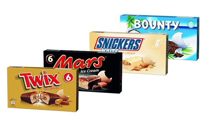 2 מארז 30 גלידות במשלוח חינם עד הבית למגוון יישובים
