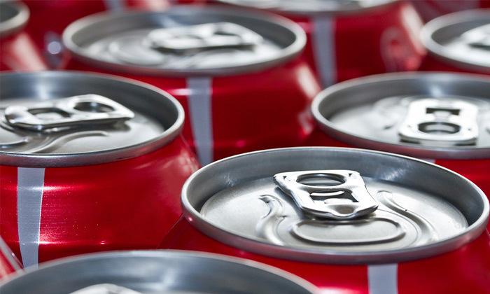 3 מארז 48 פחיות שתייה ממשפחת קוקה-קולה, משלוח חינם