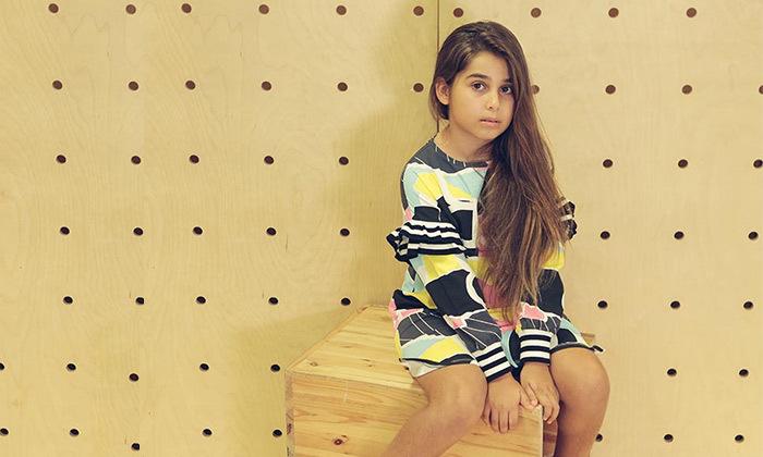 7 זוג שמלות לילדות של מיננה MINENE