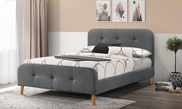 2 מיטה זוגית Tudo Design, דגם נורית 140