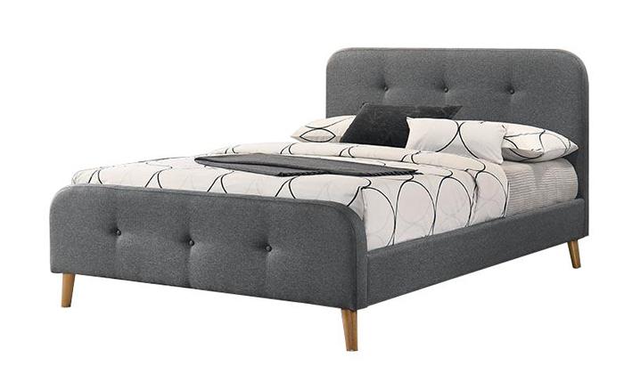 3 מיטה זוגית Tudo Design, דגם נורית 140