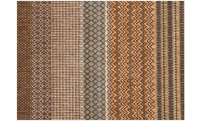 6 ביתילי: שטיח קשקאי במגוון גדלים לבחירה - משלוח חינם