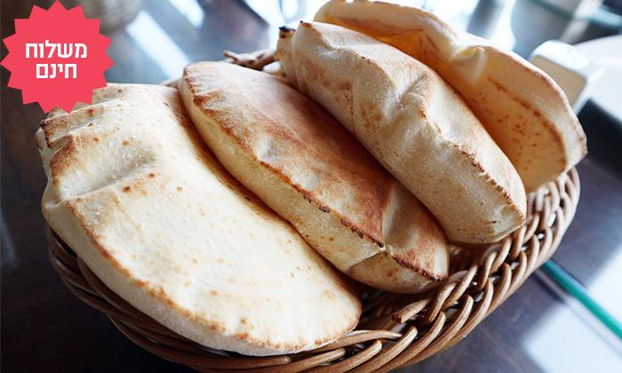 9 מארז לחמים ומאפים לשבת מעולם הלחם במשלוח חינם ליישובי המרכז והשרון