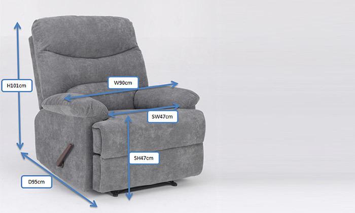 5 כורסתטלוויזיה נפתחת Swiss Comfort