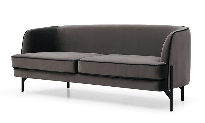 4 ספה תלת מושבית דגם 0002