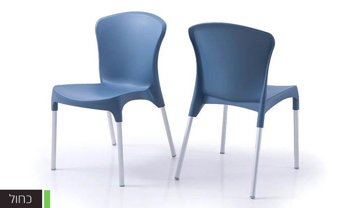 3 סט 4 כיסאות אוכל דגם סטלה של שמרת הזורע, משלוח חינם